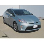 Trailer Hitch Installation  - 2013 Toyota Prius - Draw-Tite