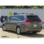 Trailer Hitch Installation - 2013 Toyota Sienna - Draw-Tite