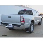 Trailer Hitch Installation - 2013 Toyota Tacoma - Draw-Tite