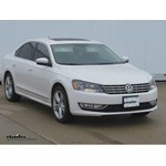 Trailer Hitch Installation - 2013 Volkswagen Passat - Draw-Tite