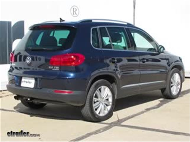 Trailer hitch installation 2013 volkswagen tiguan draw tite trailer hitch installation 2013 volkswagen tiguan draw tite video etrailer asfbconference2016 Image collections