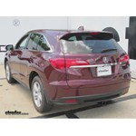 Video install trailer hitch 2014 acura rdx 75784