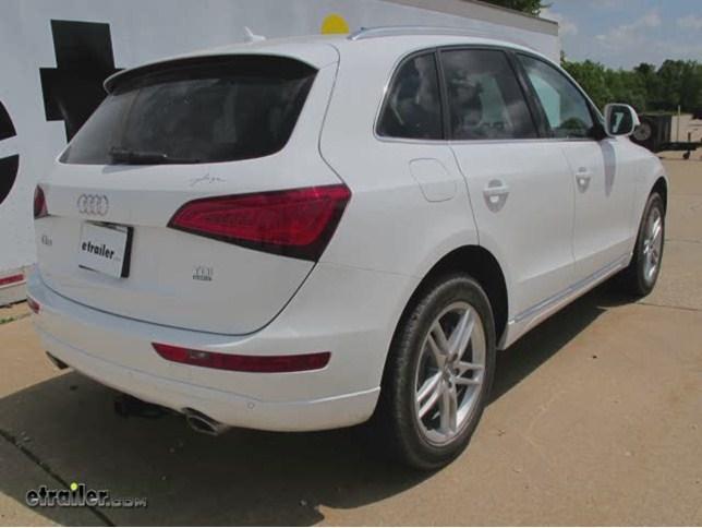 Audi q trailer hitch curt
