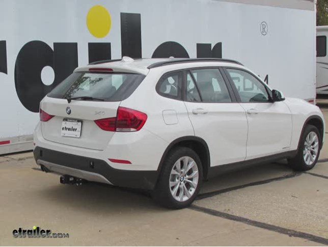 install trailer hitch 2014 bmw x1 75761_644 trailer hitch installation 2014 bmw x1 draw tite video bmw x1 trailer wiring harness at edmiracle.co