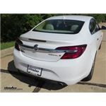 Trailer Hitch Installation - 2014 Buick Regal - Draw-Tite