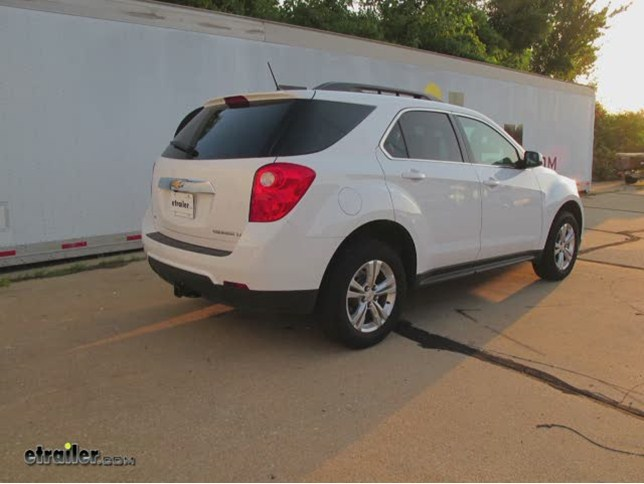 2014 Chevrolet Equinox Trailer Hitch