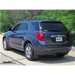 etrailer.com Trailer Hitch Installation - 2014 Chevrolet Equinox