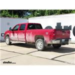 Trailer Hitch Installation - 2014 Chevrolet Silverado 3500 - Draw-Tite
