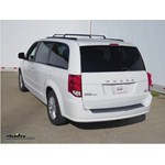 Trailer Hitch Installation - 2014 Dodge Grand Caravan - Draw-Tite