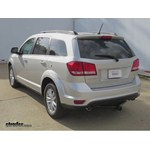 Trailer Hitch Installation - 2014 Dodge Journey - Draw-Tite