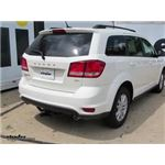 Trailer Hitch Installation - 2014 Dodge Journey - Curt