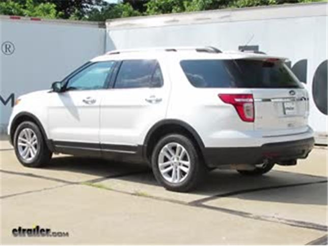 2014 ford explorer draw tite max frame trailer hitch receiver class. Cars Review. Best American Auto & Cars Review