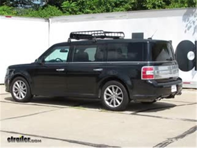 2016 ford flex trailer hitch curt. Black Bedroom Furniture Sets. Home Design Ideas