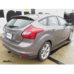 Video install trailer hitch 2014 ford focus 24872