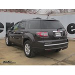Video install trailer hitch 2014 gmc acadia 13424