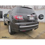 Trailer Hitch Installation - 2014 GMC Acadia - Draw-Tite