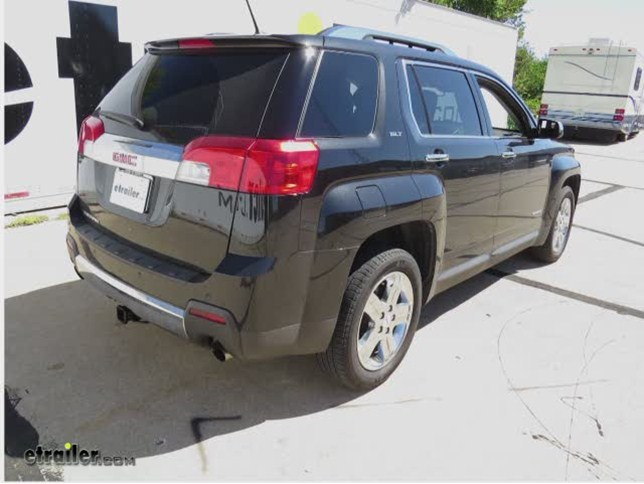 Trailer Hitch Installation 2014 GMC Terrain Curt Video