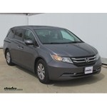 Video install trailer hitch 2014 honda odyssey 36417