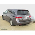 Trailer Hitch Installation - 2014 Honda Odyssey - Draw-Tite