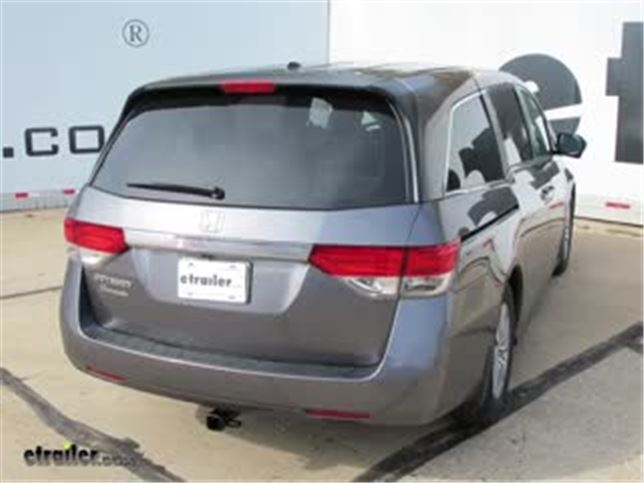Install Trailer Wiring Harness Honda Odyssey : Honda odyssey trailer wiring diagram