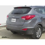 Trailer Hitch Installation - 2014 Hyundai Tucson - Draw-Tite