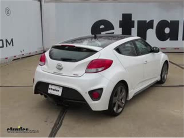Video Of Curt Trailer Hitch Receiver Custom Fit Class I 114: Hyundai Veloster Wiring Harness At Executivepassage.co