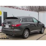 Trailer Hitch Installation - 2014 Infiniti QX60 - Draw-Tite