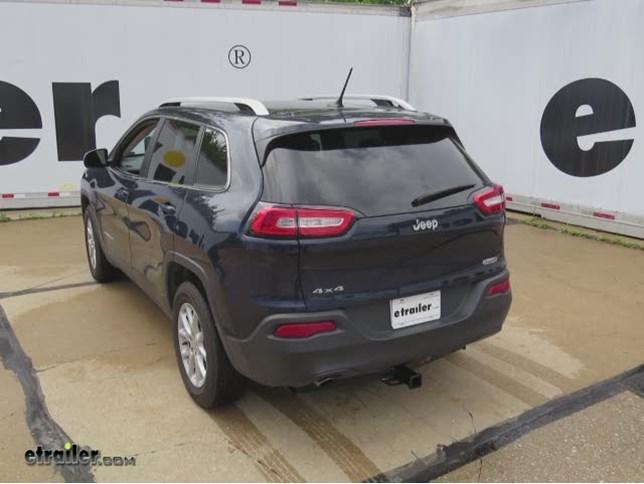 2014 Jeep Grand Cherokee Hitch Wiring Harness : Jeep cherokee trailer hitch curt
