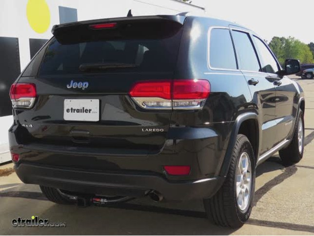 2014 Jeep Grand Cherokee Trailer Hitch