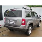 Trailer Hitch Installation - 2014 Jeep Patriot - Draw-Tite