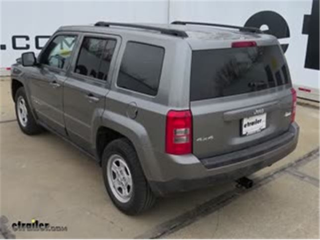 Jeep Patriot Trailer Hitch Wiring from www.etrailer.com