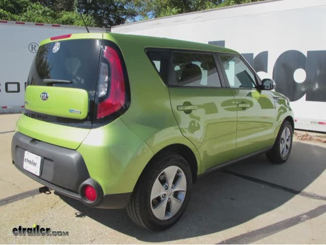 Trailer Hitch Installation 2014 Kia Soul DrawTite Video
