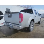 Video install trailer hitch 2014 nissan frontier 13241