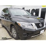 removing tie down bracket on 2013 nissan pathfinder for. Black Bedroom Furniture Sets. Home Design Ideas