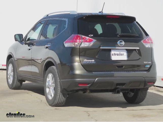 install trailer hitch 2014 nissan rogue 75902_644 trailer hitch installation 2014 nissan rogue draw tite video