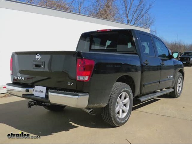 2006 nissan titan trailer hitch draw tite. Black Bedroom Furniture Sets. Home Design Ideas
