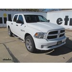 Trailer Hitch Installation - 2014 Dodge Ram 1500 - Draw-Tite