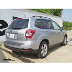 Trailer Hitch Installation - 2014 Subaru Forester - Draw-Tite