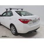 Trailer Hitch Installation - 2014 Toyota Corolla - Draw-Tite