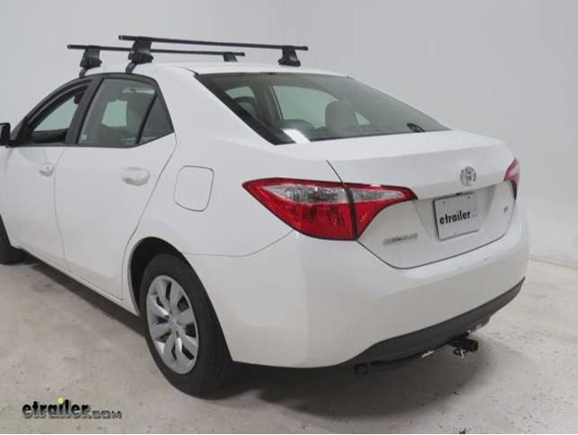 Trailer Hitch Installation - 2014 Toyota Corolla - Draw-Tite Video |  etrailer.com | 2014 Toyota Corolla Trailer Wiring |  | etrailer.com
