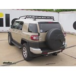 Trailer Hitch Installation - 2014 Toyota FJ Cruiser - Curt