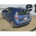 Trailer Hitch Installation - 2014 Toyota Prius c - Draw-Tite