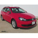Video install trailer hitch 2014 volkswagen jetta sportwagen c11072