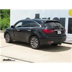 Trailer Hitch Installation - 2015 Acura MDX - Draw-Tite