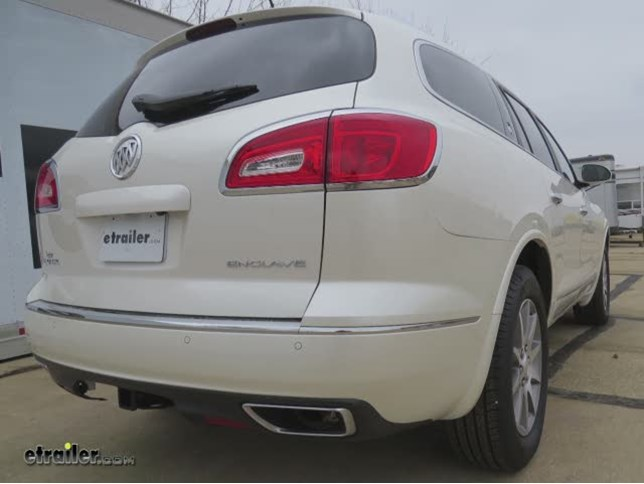 2015 buick enclave trailer hitch curt. Black Bedroom Furniture Sets. Home Design Ideas