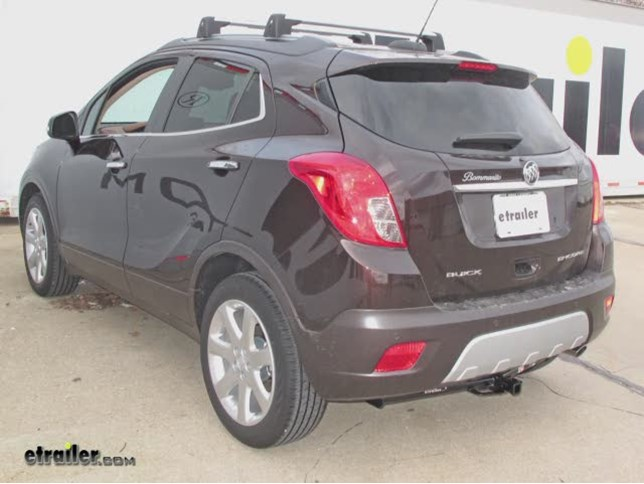 2015 Buick Encore Trailer Hitch Hidden Hitch