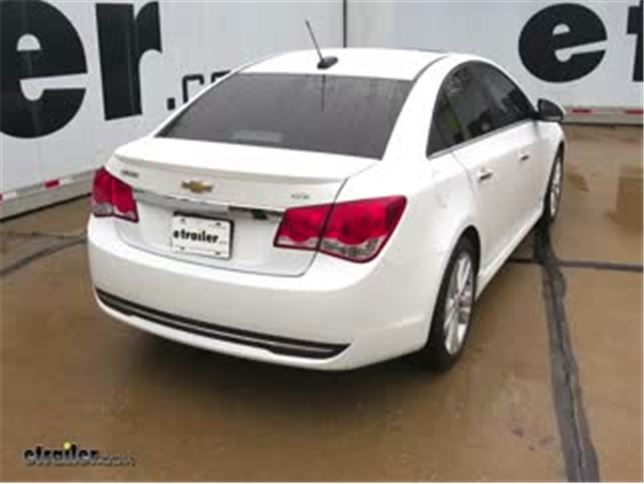 Today On This 2015 Chevrolet Cruze We're Going To Review And Install The Draw Tite Sport Frame Trailer Hitch Receiver Part Number 24882: Trailer Wiring Harness Chevy Cruze At Outingpk.com