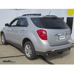 Trailer Hitch Installation - 2015 Chevrolet Equinox - Curt