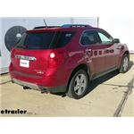 etrailer.com Trailer Hitch Installation - 2015 Chevrolet Equinox