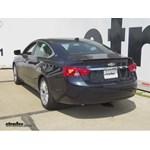 Trailer Hitch Installation - 2015 Chevrolet Impala - Draw-Tite